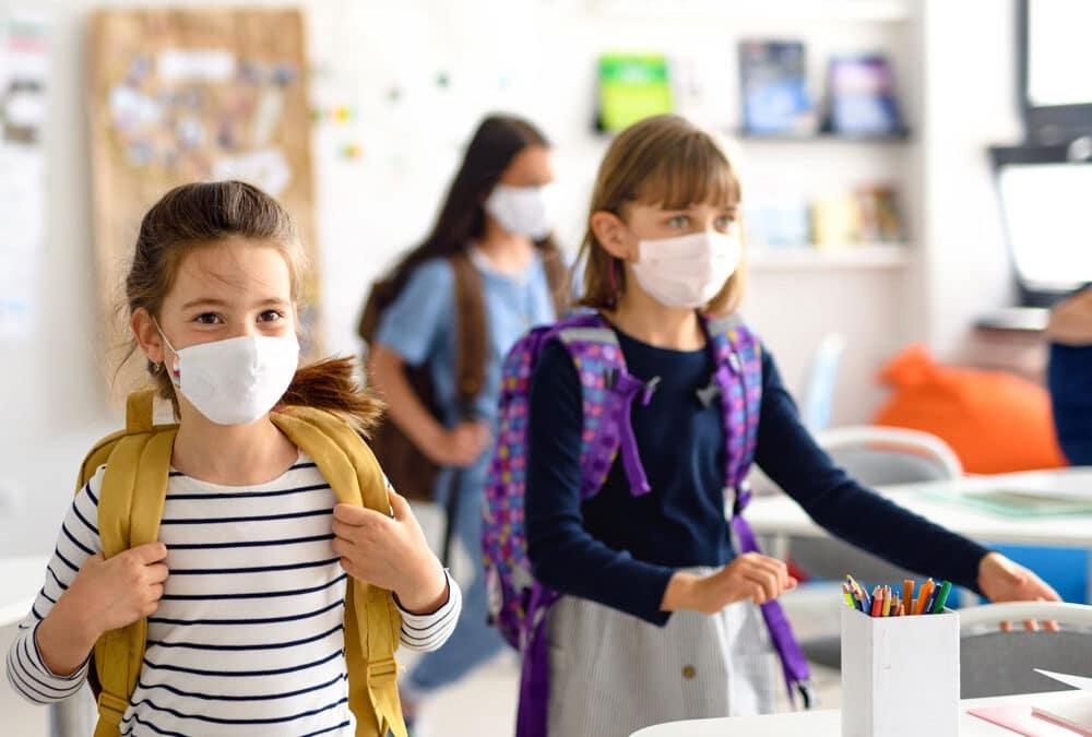 Luftreiniger für Schulen – was sie wissen sollten