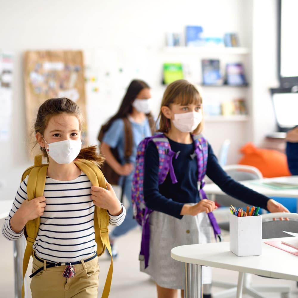 Hygiene an Schulen