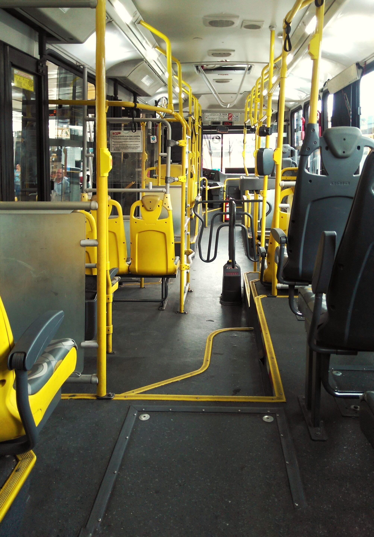 UVC Luftreiniger in Bussen