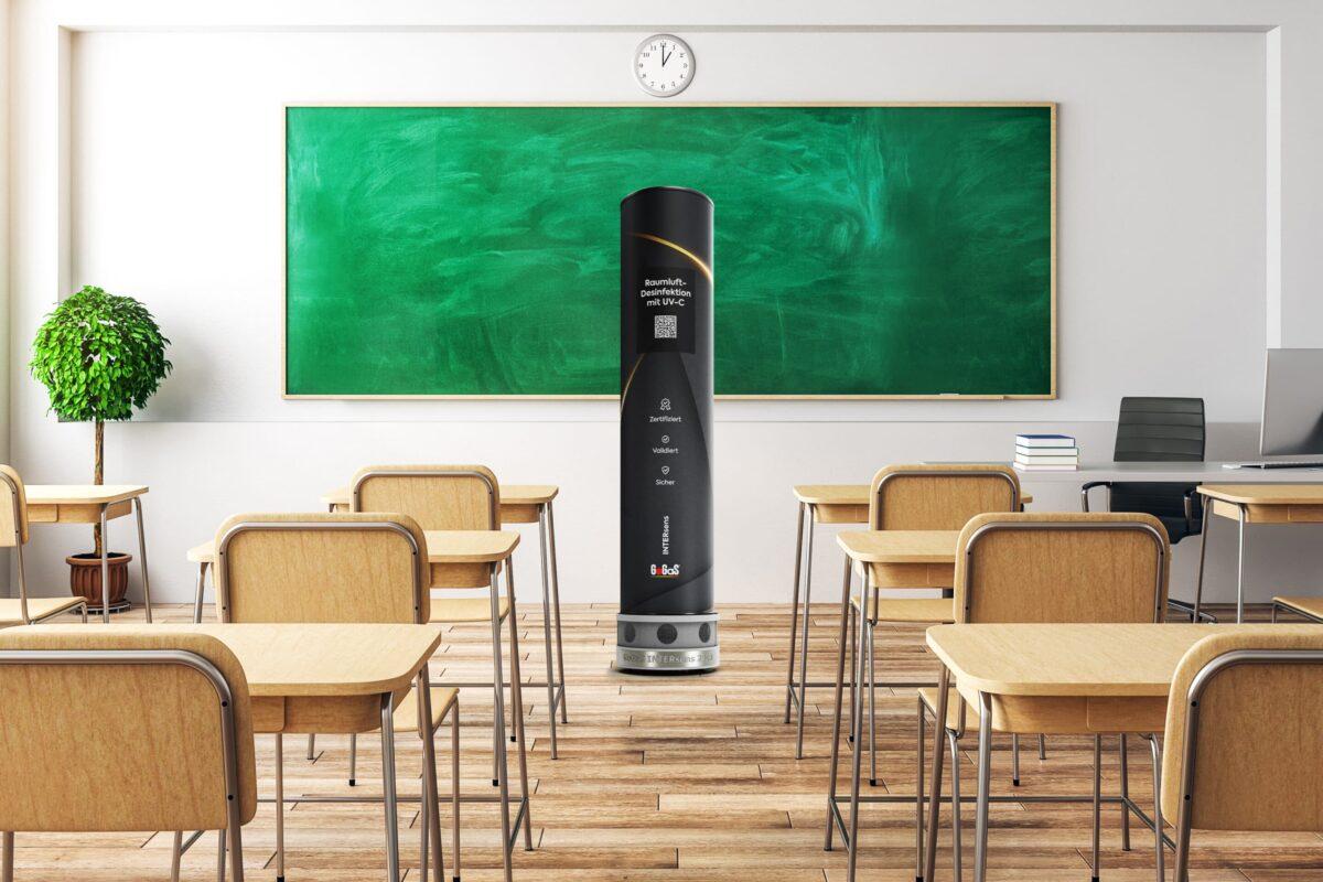 GoGaS INTERsens 250R School