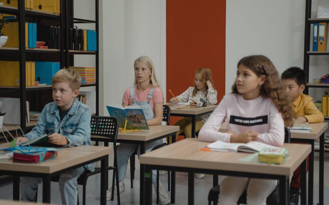 Luftfilter in Schulen